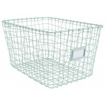 Mint metal basket